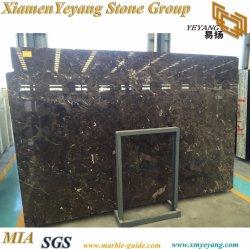 De de Bruine Marmeren Donkere Emperador Marmeren Plakken/Tegels/Countertops van China voor Keuken/Badkamers