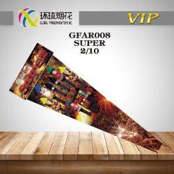 """Gfar008 Super 0,8""""1""""1.2"""" Sortido de foguete com tubo de madeira Un0336 1.4G fogos de artifício"""