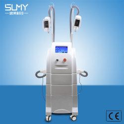 Hete Verkoop Cryolipolysis 3 in 1 Machine van de Schoonheid van het Gebruik van het Huis van de Salon van de Cavitatie rf van de Machine van het Vermageringsdieet