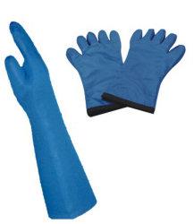 Vingers van het Lood van de röntgenstraal scheidden de Beschermende Bijkomende Beschermende Handschoen 1074322