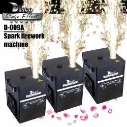DMX Chispa interior y exterior de la máquina de Fireworks Cold Spark para la boda etapa evento.