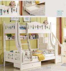 Kind-Schlafzimmer-hölzerne Kind-Möbel kombiniertes modernes Speicher-Bett