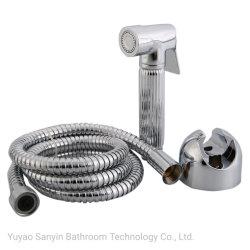 Dispositivo bidet y ducha Shattaf Sprayer-Muslim pañal con válvula de Prueba de fugas de aseo accesorios para los pañales de tela de auto limpieza la higiene femenina