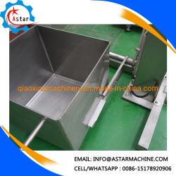 200-300L petit panier mobiliers en usine de transformation alimentaire de viande de pièces de mixage