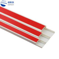 Resistencia al envejecimiento del canal de cable eléctrico de PVC de Trunking conductos