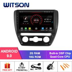 "Grand écran 10,2"" Witson Android 9.0 voiture DVD pour Volkswagen Jetta 2016"