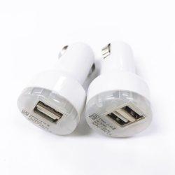 De Radio die van de Adapter van de Lader van de Auto USB Mobiele Telefoon belasten met de Lader van de Auto van de Douane USB