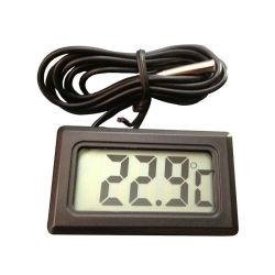Tanque de peixes electrónico LCD Termômetro do Detector de água Aquarium Termograma Digital