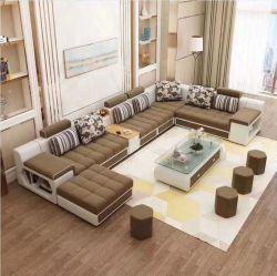 عصريّ يعيش غرفة أثاث لازم محدّد وقت فراغ منزل [ركلينر] حديثة بناء أريكة