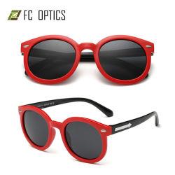 Eyewear 두 배 브리지 고무 TPE Retro Rayband 이탈리아 상표 싼 어업에 의하여 극화된 색안경이 승진 플라스틱에 의하여 농담을 한다