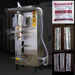 Salzige Soda-Milch-reine Wasser-Quetschkissen-Getränk-Fruchtsaft-Weinessig-vertikale flüssige Dichtungs-Verpackungs-Getränkebeutel-Füllmaschine