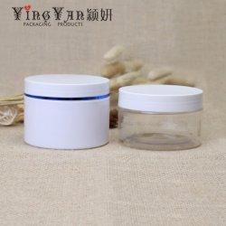 Пэт пластика косметический белый кувшин блендера ПЭТ-бутылки для лица крем крем для тела с правой крем Скраб