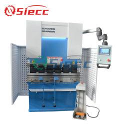 أفضل CNC من الفولاذ المقاوم للصدأ تطويع سعر آلة 5 مم 3 لوحة العدادات اضغط قطع اللوح المعدني الهيدروليكي