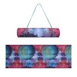 Campione libero di vendita di alta densità del PVC dei capretti della mini stuoia libera riciclabile calda di yoga