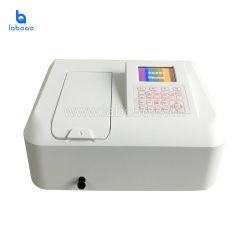 Laboratórios de química analítica espectrofotómetro UV VIS Preço do Fabricante