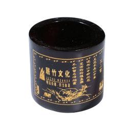 Haute qualité Vase crayon de bois de Bambou un porte-stylet en bois