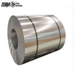 Un excelente rendimiento en escabeche laminadas en caliente y aceitada 304 310 316 202 de la bobina de acero inoxidable