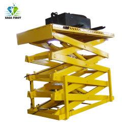 Heavy Duty personnalisé pour la plate-forme élévatrice à ciseaux travail industriels