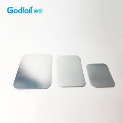 Papular Aluminiumbehälter-Kappen-Deckel
