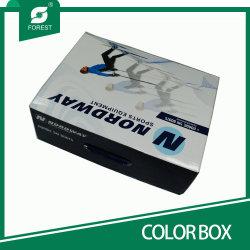 Pacchetto piano che piega il contenitore su ordinazione della scatola di memoria dei caricamenti del sistema e di pattino