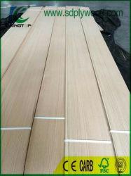 Les tranches de coupe de la Couronne de placage de bois naturel &trimestre Cut pour le mobilier