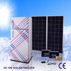 アフリカ、中東、南アメリカのためのDC12Vの両開きドアの太陽エネルギー冷却装置太陽冷却装置