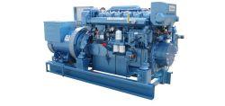 Mariene Diesel Generator met Motor Weichai voor Visserij