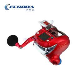 El poder ayudar Reel carrete pesca eléctrica Dragon 7000lb