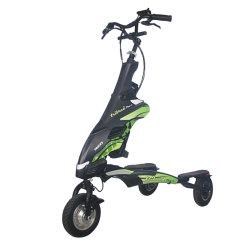 Trikke 3-Cambering Scooter de véhicules de découpage électrique de véhicules 48V pliable