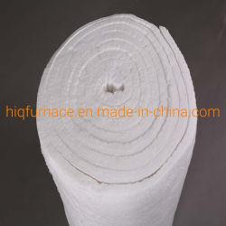 Certification Ce l'isolation thermique en fibre de céramique, 1260 Couverture Couverture en céramique résistant à la chaleur pour le four de laine