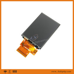 سعر رخيص 2.4بوصة 240 (RGB)X320 TFT LCD عرض مع RTP