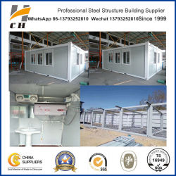 Лучшая цена на заводе сборные легкие стальные конструкции отель контейнер дома