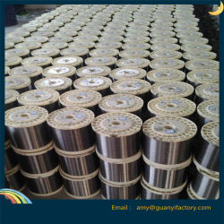 0.20mm 0,13 mm galvanisé pour Scourer Fils en acier inoxydable