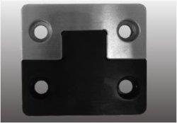 Seitlicher Verschluss der Hasco SSL-Quadrat-Sicherheitskreis-PVD mit Präzisions-Form-Bauteil