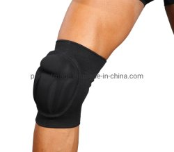 Le néoprène tricoté garde genou rotulien de compression
