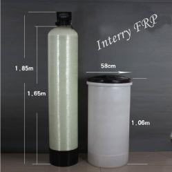 Plástico reforzado con fibra natural de alto rendimiento/GRP Tanques de Presión para agua Softner