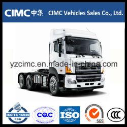 Nieuwe China Hino 10 Wheel 6x4 350 Pk Tractortruck