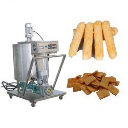 شوكولاته مربى الأساسي مملوءة الأطعمة الخفيفة آلة صنع الذرة وجبة خفيفة الماكينة