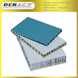 5mm/0.6mm plaque alvéolaire en aluminium pour Portable Salle d'activités