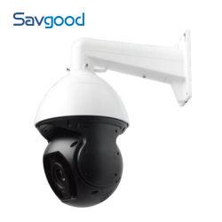 Savgood Sg-Ptd8030n 8MP 30X Rede Zoom 4K Auto Tracking PTZ Velocidade Alta Câmara Dome