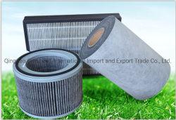 Polyester Spunbound nichtgewebtes Gewebe 100% für Luft-Filtration