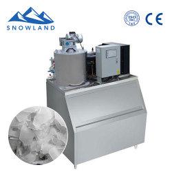 Kleine Flocken-Eis-Maschine mit der Kapazität 1ton