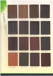 Grano di /HPL/Wood del progettista Sunmica/materiale da costruzione