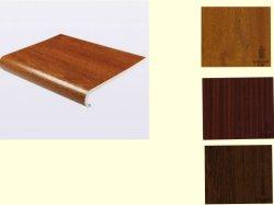 Деревянные зерна/ наружные защитные элементы/наружного использования противопехотных УФ декоративных пластиковых ПВХ ламинирование/упаковки пленки/сетка для U-пластиковые окна и двери/Windowsill