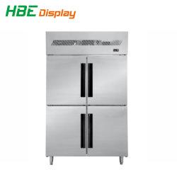 Niedriger Preis-Handelsabkühlung-Geräten-Fleisch-Speicher-Tiefkühltruhe