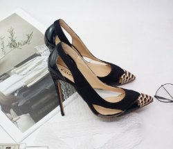 Women's fait Toe pompes avec 12 cm de haut talons robe de mariage de chaussures pour la partie reprises ESG14316