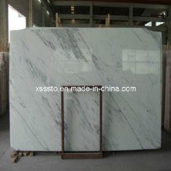 Italia Bianco Staturio de mármol blanco Venato