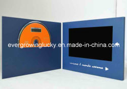 Держатель CD видео для поздравительных открыток