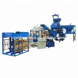 Il calcestruzzo del macchinario edile della macchina per fabbricare i mattoni modella Qt8-15D