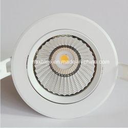 18W witte leiden van de MAÏSKOLF van de Huisvesting CREE/Epistar onderaan Licht